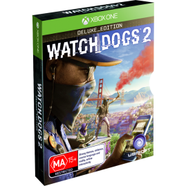 Watch Dogs 2 Deluxe Edition PL (nowa)