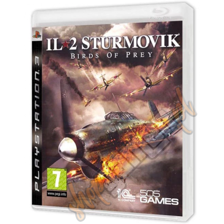 IL-2 Sturmovik: Birds of Prey (używana)