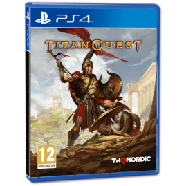 Titan Quest PL (używana)