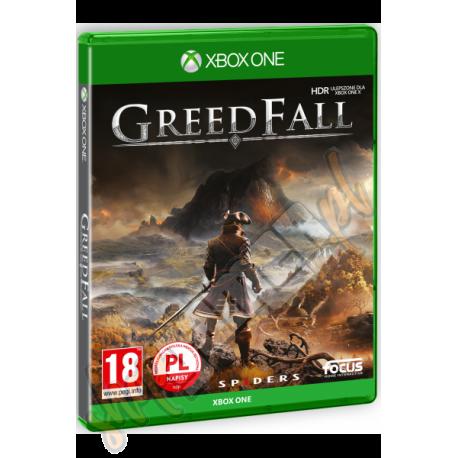 GreedFall PL