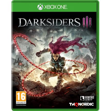 Darksiders 3 PL