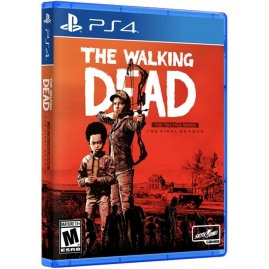 The Walking Dead The Final Season (używana)
