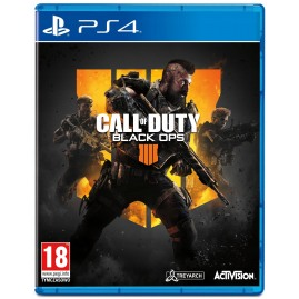 Call Of Duty Black Ops IIII (używana)