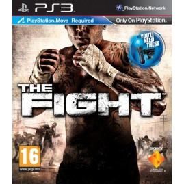 The Fight Lights Out (używana)