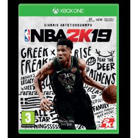 NBA 2K19 (używana)