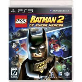 LEGO Batman 2: DC Super Heroes PL (używana)