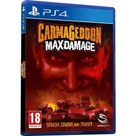 Carmageddon Max Damage (używana)