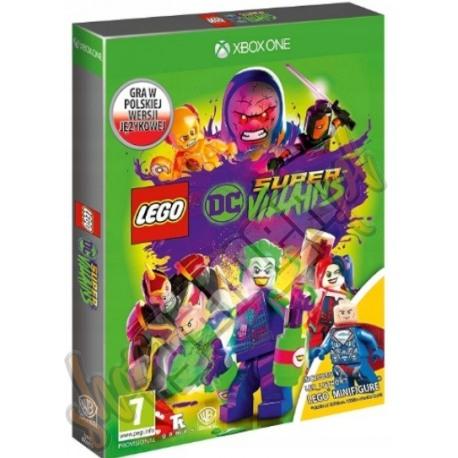 LEGO DC SUPER VILLAINS SUPER ZŁOCZYŃCY PL (nowa)