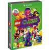 LEGO DC SUPER VILLAINS SUPER ZŁOCZYŃCY + Figurka PL (nowa)