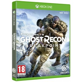 Tom Clancy's Ghost Recon Breakpoint PL (używana)