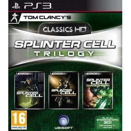 Splinter Cell Trliogy (używana)