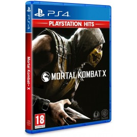 Mortal Kombat X PL (nowa)