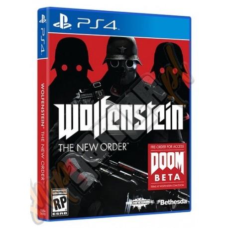 Wolfenstein: The New Order (używana)