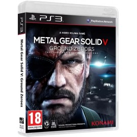 Metal Gear Solid V: Ground Zeroes (używana)