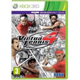Virtua Tennis 4 (używana)