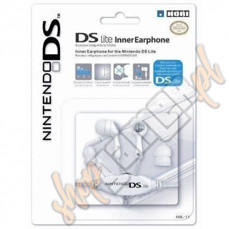 Słuchawki Headset Nintendo DS Lite HORI (nowe)