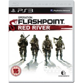 Operation Flashpoint: Red River (używana)