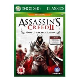Assassin's Creed II GOTY PL (używana)