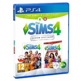 The Sims 4 + PSY I KOTY PL (używana)