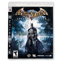 Batman Arkham Asylum (używana)
