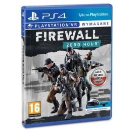 Firewall Zero Hour VR PL (używana)