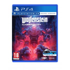 Wolfenstein Cyberpilot VR PL (nowa)