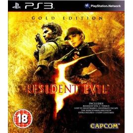 Resident Evil 5 (używana)