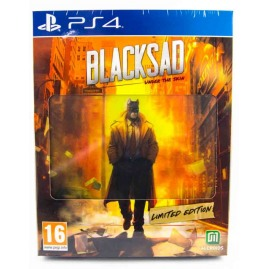 Blacksad Under the Skin Limited Edition (nowa)