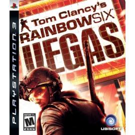 Tom Clancy's Rainbow Six Vegas (używana)
