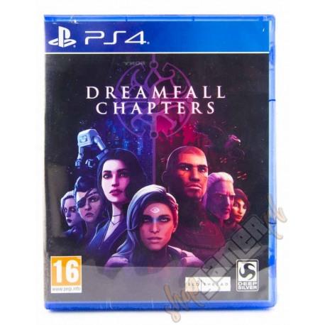 Dreamfall Chapters (nowa)