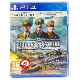 Sudden Strike 4 PL Day One Edition (nowa)