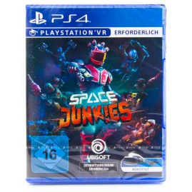 SPACE JUNKIES VR (nowa)