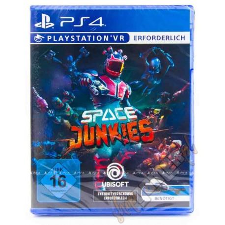 SPACE JUNKIES VR (nowa)