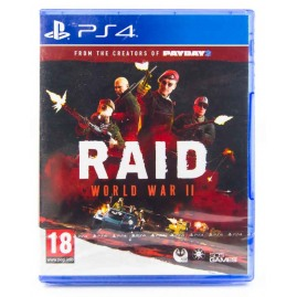 RAID World War II (nowa)