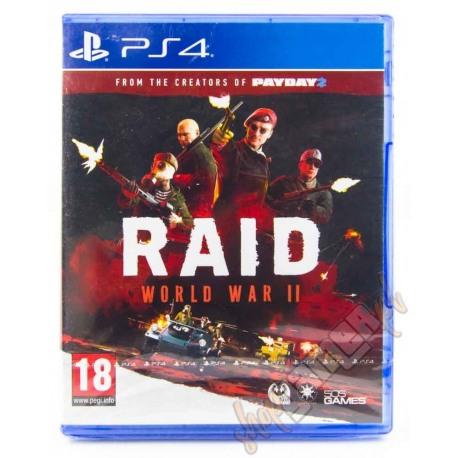 RAID World War II (nowa)