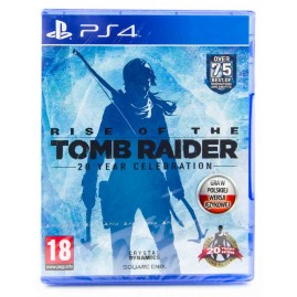 Rise of the Tomb Raider: 20. Rocznica Serii PL (nowa)