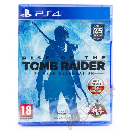 Rise of the Tomb Raider: 20. Rocznica Serii (nowa)