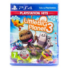 Little Big Planet 3 PL (nowa)