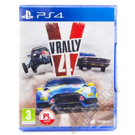 V-Rally 4 PL