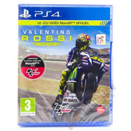 VALENTINO ROSSI THE GAME MOTO GP (nowa)