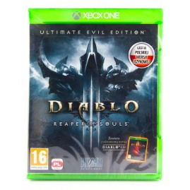 Diablo III: Reaper of Souls - Ultimate Evil Edition PL (nowa)