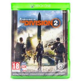 Tom Clancy's The Division 2 PL (nowa)