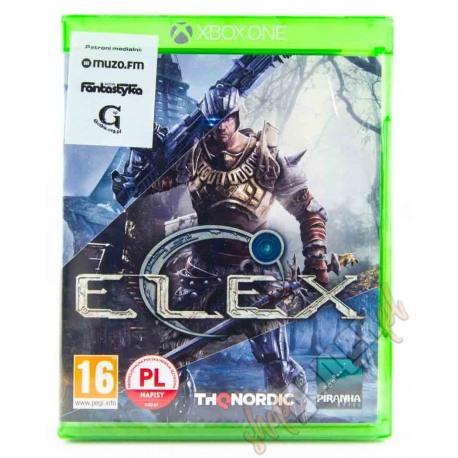 Elex PL PS4