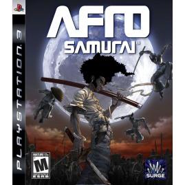 Afro Samurai (używana)