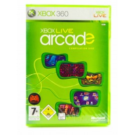 XBOX LIVE ARCADE (nowa)