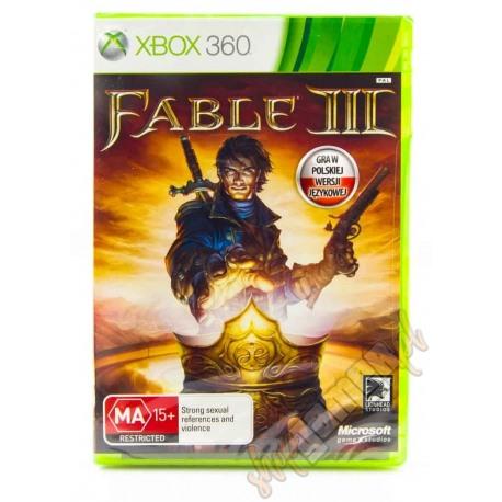 Fable III (nowa)