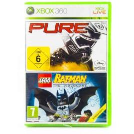 Pure & Lego Batman Zestaw ANG (nowa)