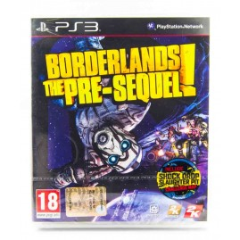Borderlands: The Pre-Sequel! (nowa)