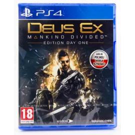 Deus Ex: Rozłam Ludzkości PL (nowa)