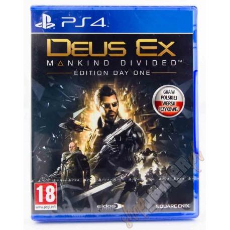 Deus Ex: Rozłam Ludzkości (nowa)